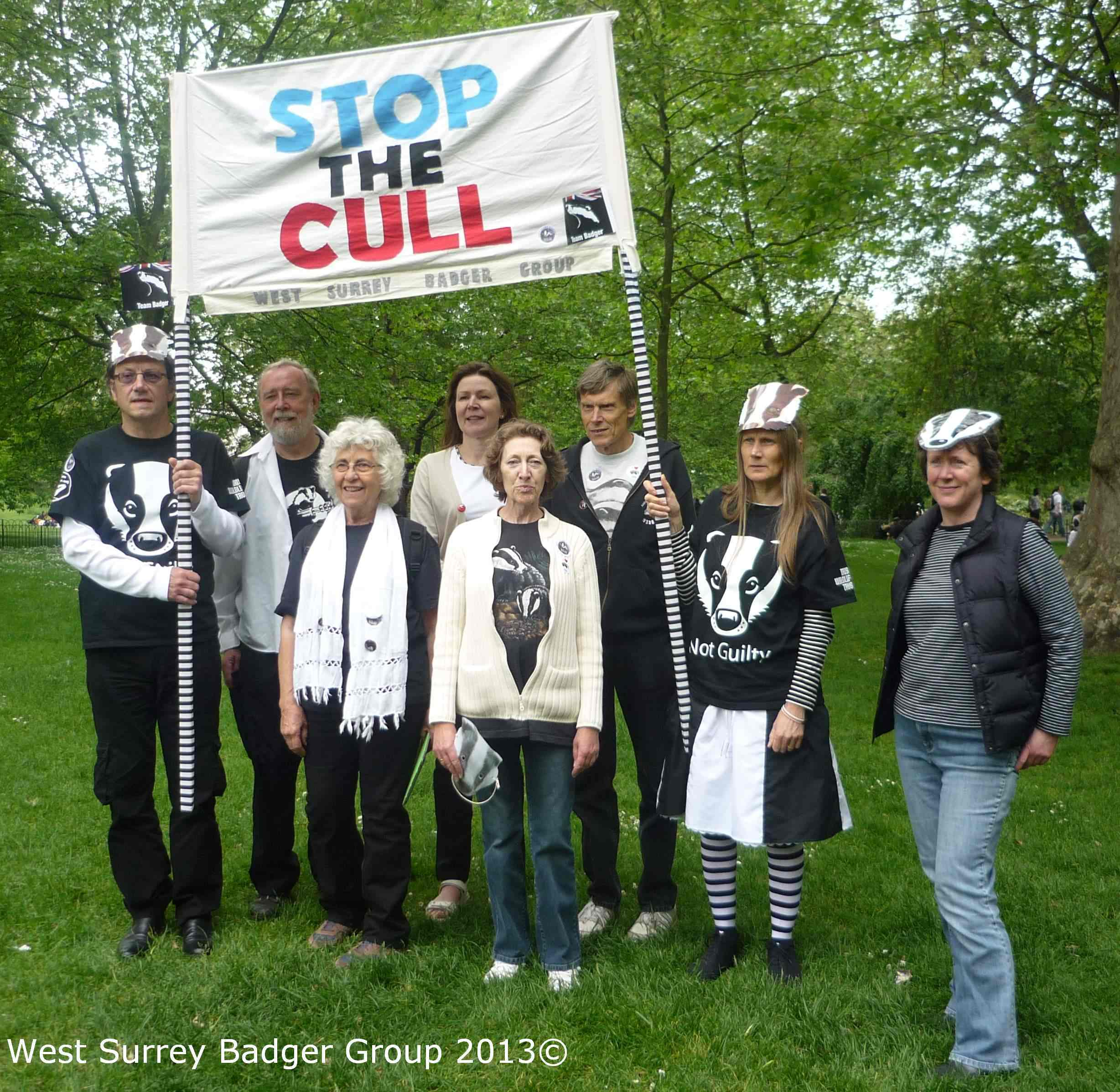 Anti-Cull March